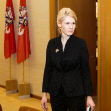 V. Pranckietis: L. Matjošaitytė pagrįstai atlaikė balsavimą dėl nepasitikėjimo