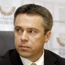 V. Semeška atsisako tarybos mandato Druskininkuose