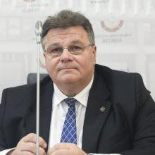 L. Linkevičius: Baltijos šalys – Rusijos kibernetinių atakų taikiniai