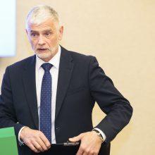 Pasitraukė žemės ūkio ministro patarėja K. Dimšienė