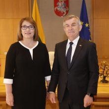 Nori veiksnios Lietuvos ir Lenkijos Parlamentinės Asamblėjos