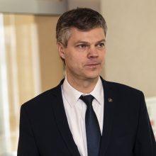 VSD vadovas iškviestas aiškintis į Seimą
