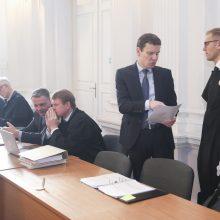 Teisme – įrašas, kaip STT skaičiuoja E. Masiulio automobilyje rastas kupiūras