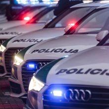 Policijos departamento buhalterė savinosi pinigus?