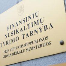 Sukčiai ne tik vengė mokesčių, bet ir pasisavino beveik 600 tūkst. eurų