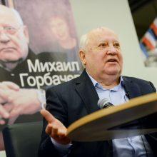 Rusija atsisakė įteikti šaukimą M. Gorbačiovui liudyti Sausio 13-osios byloje