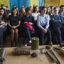Moksleivių iš Ukrainos išlaidoms Lietuvoje – beveik 50 tūkst. eurų