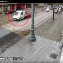 Padėkite rasti: vairuotojas perėjoje partrenkė vaiką ir nuvažiavo