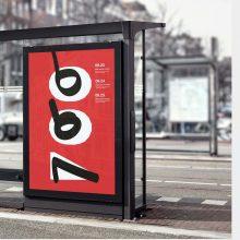 Išrinktas 700-ojo Vilniaus gimtadienio veidas – jubiliejinis logotipas