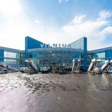 Apie bombą pajuokavusiam vyrui skrydis į Egiptą baigėsi Vilniaus areštinėje