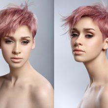 Plaukų stilistų rekomendacijos: plaukams – aiški forma ir skanios spalvos