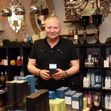 60-metį minintis A. Ivanauskas-Fara: noriu emocijas keliančių dovanų