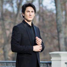 Turą po Lietuvos miestus pianistas K. Uinskas pradės Klaipėdoje