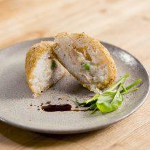 Sicilietiški ryžių kroketai ir sveikuoliški sausainiai – šaltam žiemos vakarui