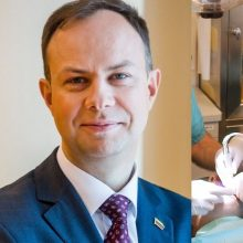 Odontologų rūmų atstovai: A.  Veryga prisipažino dirbęs neskaidriai?
