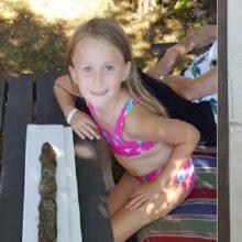 Aštuonmetė ežere rado itin seną kalaviją