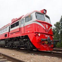 Tragiškas rytas: Vilniaus rajone traukinys užmušė moterį