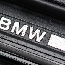 Vilniuje ilgapirščiai pavogė BMW, nukentėjo ir kitų automobilių savininkai