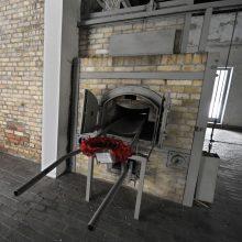 Supleškėjo krematoriumas, bet ten buvę palaikai išliko