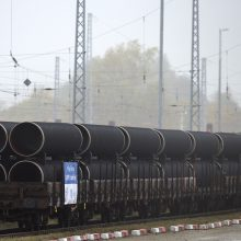 """""""Gazprom"""": """"Nord Stream 2"""" dalyviai pajėgūs finansuoti projektą"""