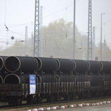 Briuselis ruošiasi deryboms su Rusija dėl Baltijos šalių elektros sistemos
