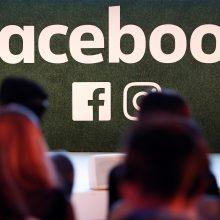 """""""Facebook"""" naujienų srauto pokyčiai – bloga žinia demokratijai?"""