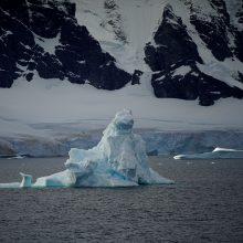 Antarktidos ledynai tirpsta šešiskart sparčiau negu prieš 40 metų