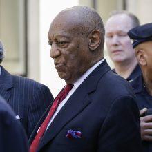 JAV komikas B. Cosby pripažintas kaltu dėl seksualinės prievartos