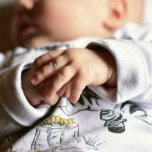 Kauno ligoninėje atsidūrė kūdikis dėl lūžio galvoje