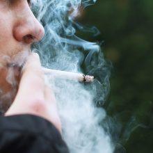 Įpročiai, sukeliantys plaučių vėžį: juos galime keisti
