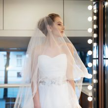 Lietuvaitės išbandė garsiausių pasaulio nuotakų vestuvinius įvaizdžius