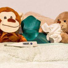 Gripo epidemija Kauno rajone dar neatšaukiama