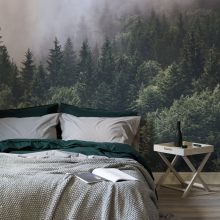Miegamojo interjeras: senos taisyklės nebegalioja, vyrauja kūrybiškas chaosas