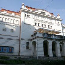 Paskelbtas konkursas į Rusų dramos teatro vadovus