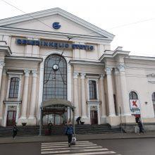 Planams dėl Vilniaus geležinkelio stoties atnaujinimo – ekspertų pagyros ir abejonės