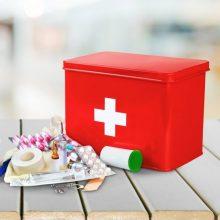 Kelionių vaistinėlė: ko svarbu nepamiršti vykstant į užsienį?