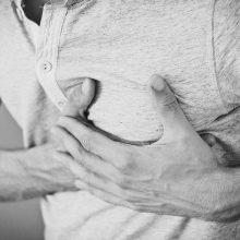 Širdies ir kraujagyslių ligos lemia pusę mirčių. Susimąstėte?