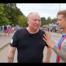 A. Ivanauskas-Fara pakeitė profesiją: biznis – antras mano vardas