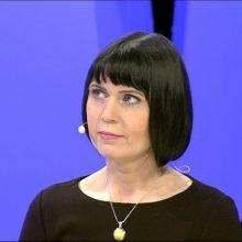Vėžiu serganti D. Šakalienė: numirti būtų kiaulystė
