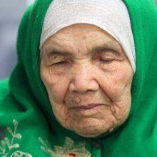 Švedija suteikė laikiną prieglobstį 106 metų moteriai