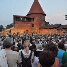 Renginių gidas: penktadienį – vėlyvo vakaro drama Kauno pilyje