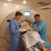 Kauno medikai suvienijo pajėgas naujai operacijai