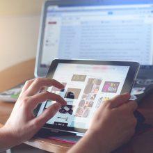 15 taisyklių, kad internete būtumėte saugūs