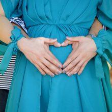 Ką nėščiosioms svarbu žinoti apie mitybą?