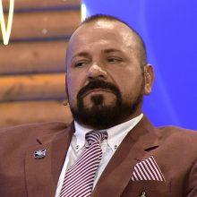 50 kg atsikratęs aktorius: televizijoje buvau reikalingas tik storas