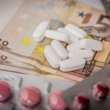 VLK: didėja kompensuojamųjų vaistų pasirinkimas