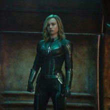 """Galingiausioji moteris visatoje – išbandymas """"Marvel"""" visatai"""