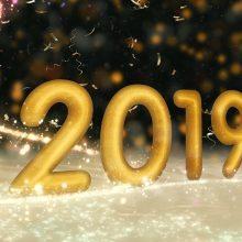 2019-ieji –  ir Laikinosios sostinės atminimo, Pasaulio lietuvių, Vietovardžių metai