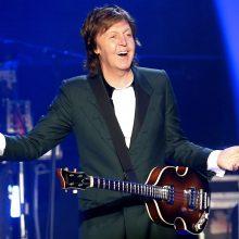 P. McCartney'is po penkerių metų išleidžia naują albumą