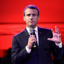 Prancūzija laikysis įsipareigojimų mažinti valstybės išlaidas
